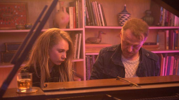 101 Films Releasing Lost Transmissions Starring Simon Pegg In UK