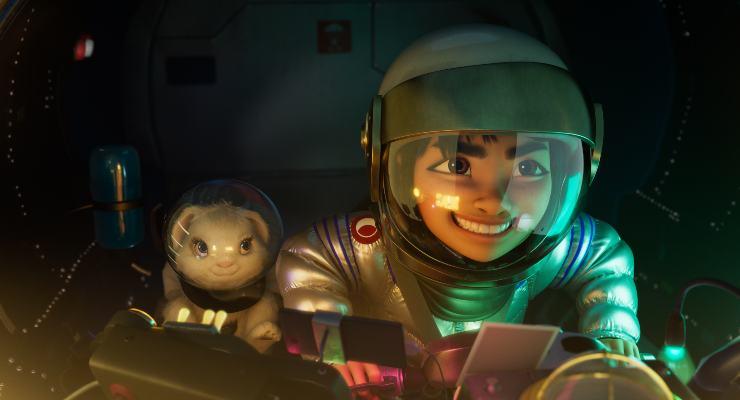 Watch Netflix's Animated Adventure Over The Moon