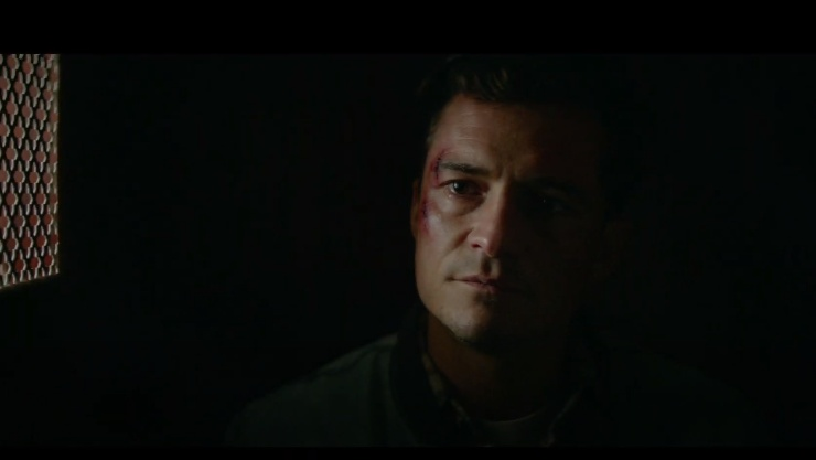 Revenge Is On Orlando Bloom's Mind In Retaliation Trailer