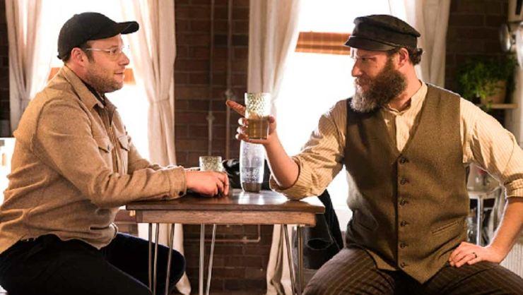 Seth Rogen Meets Seth Rogen In American Pickle Trailer