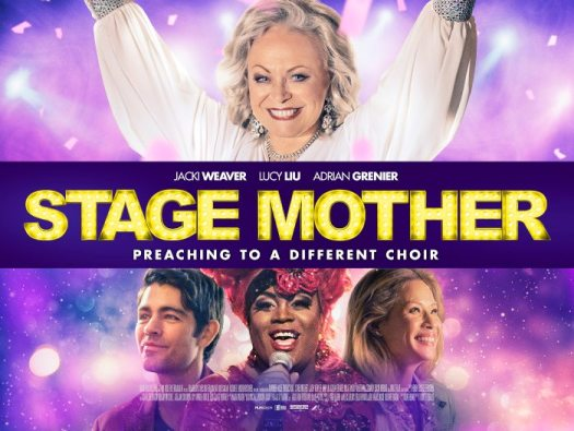Win Stage Mother Poster Starring Jackie Weaver, Lucy Lui
