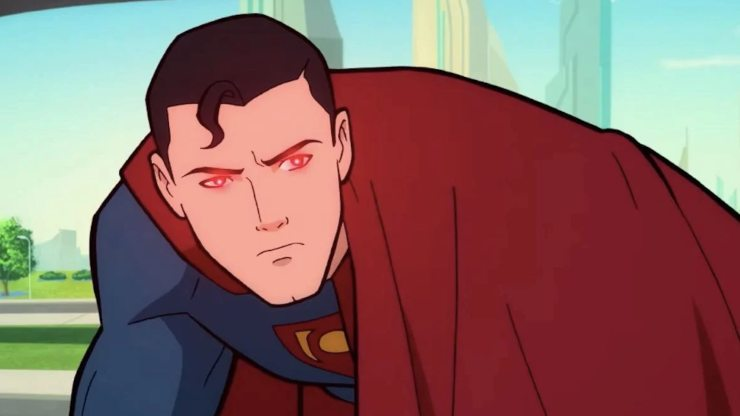 Superman: The Man Of Tomorrow Animation Coming September