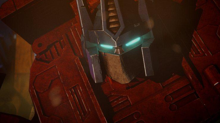 Watch Netflix Transformers: War For Cybertron Trilogy Trailer