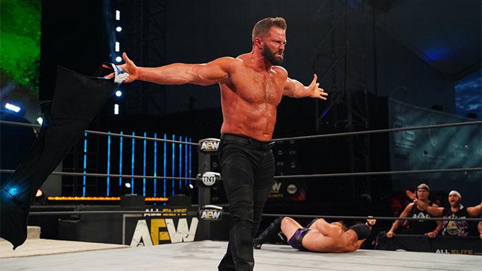 Matt Cardona Makes All Elite Wrestling Debut
