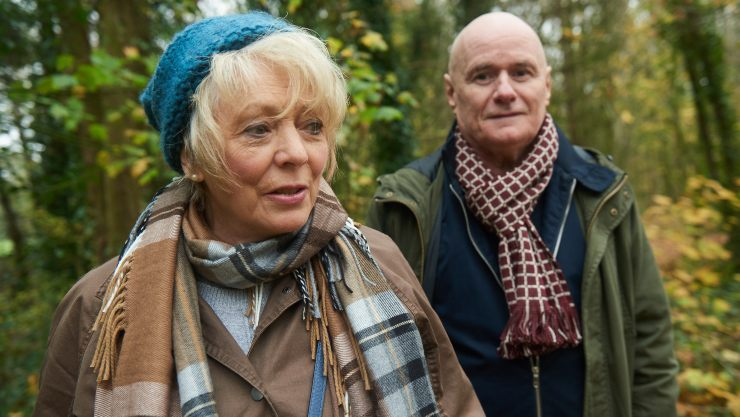 In 23 Walks UK Trailer Take A walk With Alison Steadman and Dave Johns