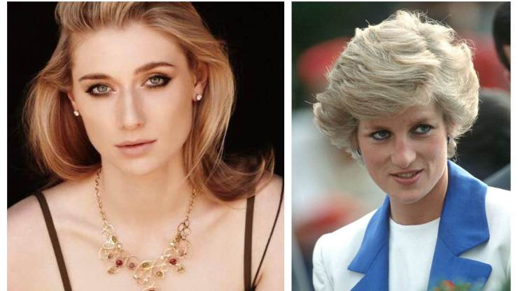 Elizabeth Debicki To Play Princess Diana In The Crown
