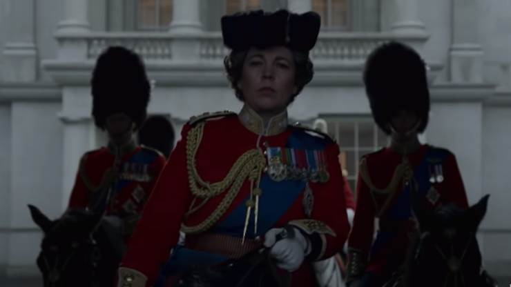 Princess Diana and Margaret Thatcher  In The Crown Season 4 Teaser