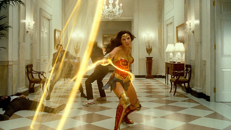 Win Wonder Woman 1984 On Blu-Ray