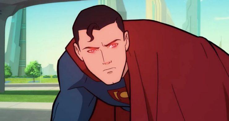 Blu-Ray Review- Superman: Man of Tomorrow
