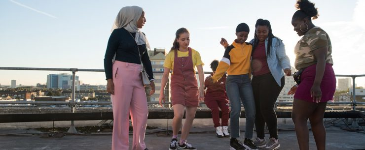 Director Sarah Gavron and the team from Rocks on the power of female friendship