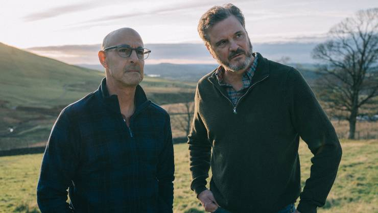 In Supernova Trailer Stanley Tucci And Colin Firth Face The Unknown