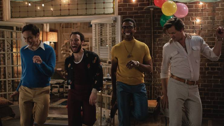 Watch The Netflix Trailer For Ryan Murphy's The Boys In The Band