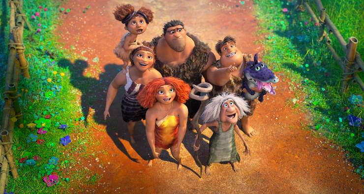 Watch First Trailer For Animated Sequel The Croods 2: A New Age