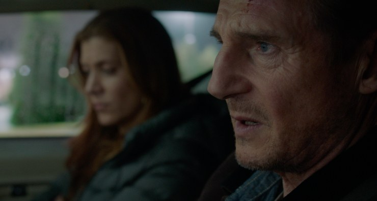 Liam Neeson Is The Honest Thief, Watch UK Trailer
