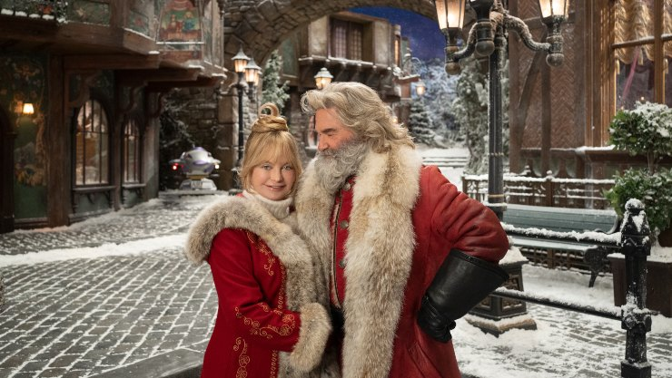 The Christmas Chronicles: Part 2 Trailer Kurt Russell Tries To Save Christmas