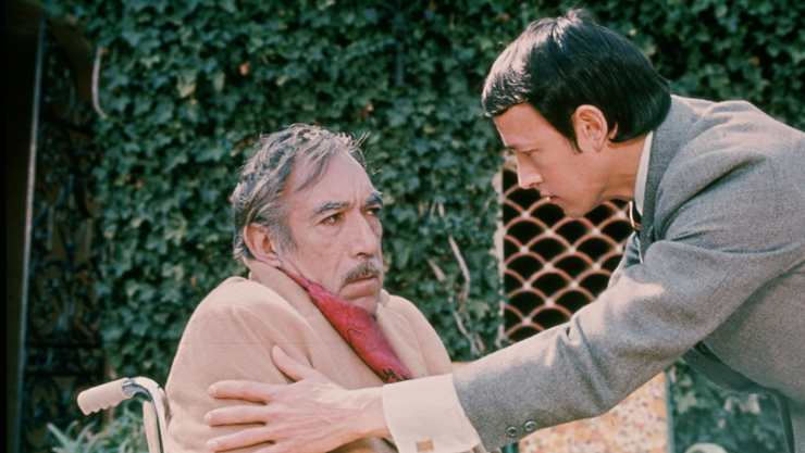 Anthony Quinn Crime Thriller The Don Is Dead Getting A Eureka Classics Release