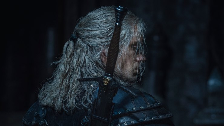 First Look At Henry Cavill's Geralt's New Armour