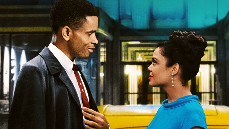 In Sylvie's Love Trailer Tessa Thompson Finds Love…At The Wrong Time