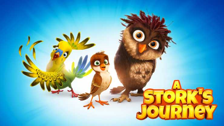 Film Review – A Stork's Journey (2017)