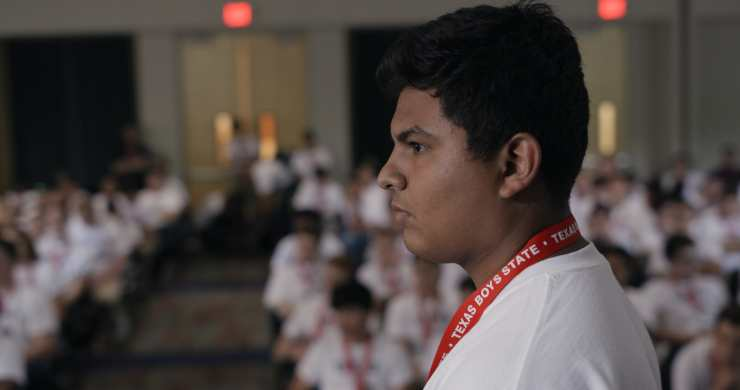 Watch The Trailer A24 Documentary 'Boys State'