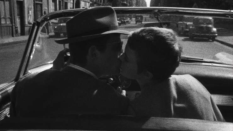 Watch Restored Clip For Jean-Luc Godard's Breathless