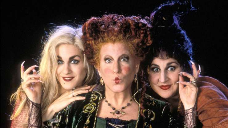 It's All Magic As Hocus Pocus Tops Official Film Chart