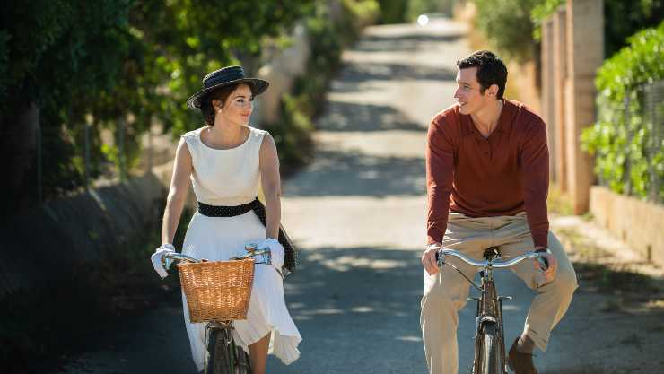 First Look At 'The Last Letter From Your Lover' featuring Felicity Jones.