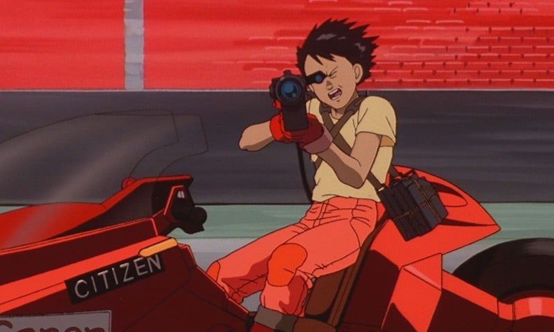 Review – AKIRA 4K Limited Edition