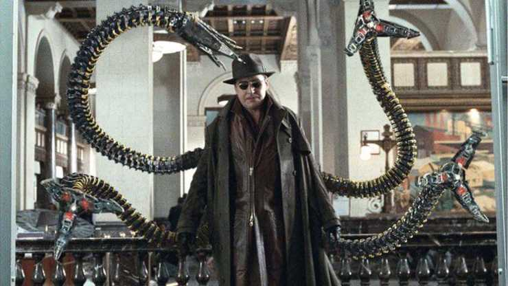 Alfred Molina Set To Return As Doctor Octopus For Spider-Man 3