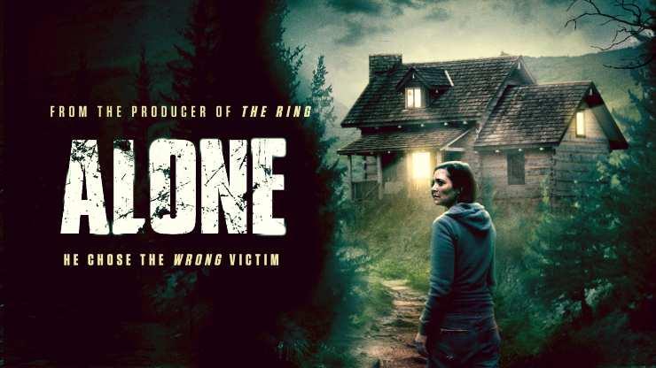 Win Survival Thriller Alone On Digital Download