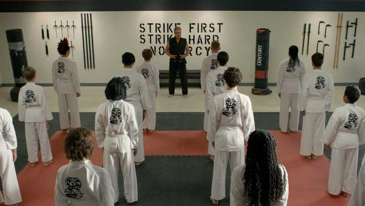 First Look Images For Cobra Kai Season 3!