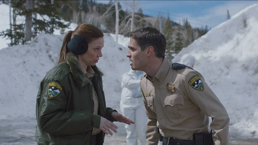 Digital Review – The Wolf Of Snow Hollow (2020)