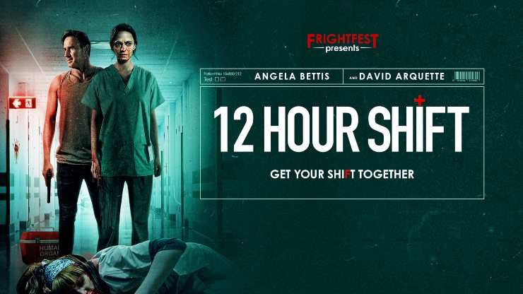 Win Indie horror 12 Hour Shift on Digital Download