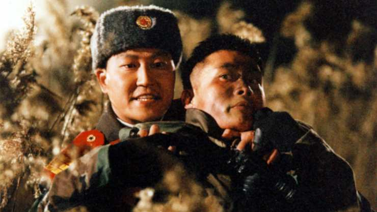 Film Review: JSA-  Joint Security Area (2000)