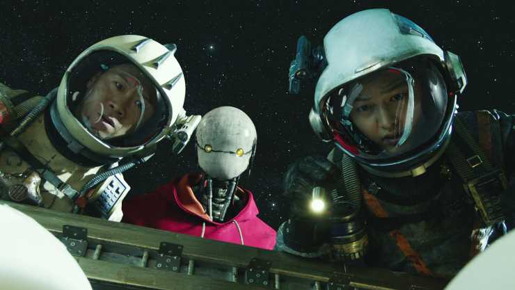 Watch Trailer For Korean Sci-fi Comedy  Space Sweepers
