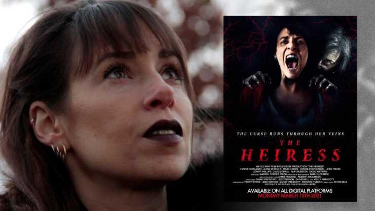 Interview – Candis Nergaard (The Heiress)