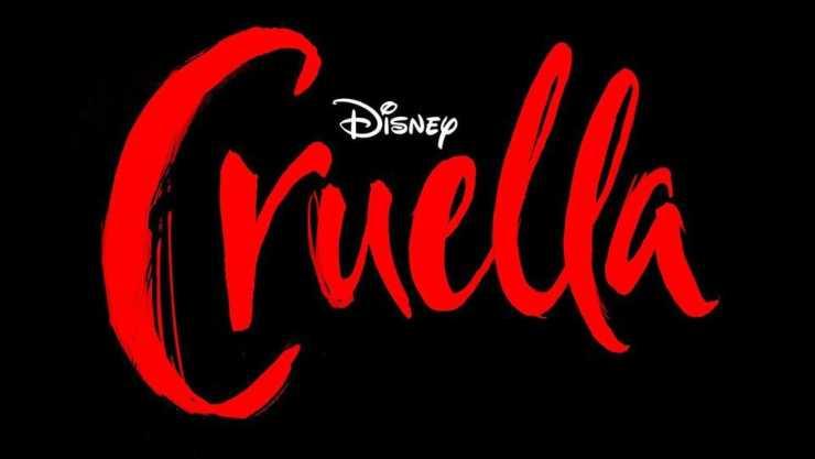 Emma Stone Is 'Punk Rock' In Cruella First Poster