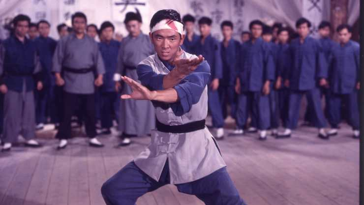 Eureka Releasing Jimmy Wang Yu's Grindhouse Flick One Armed Boxer