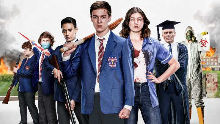Film Review – School's Out Forever (2021)