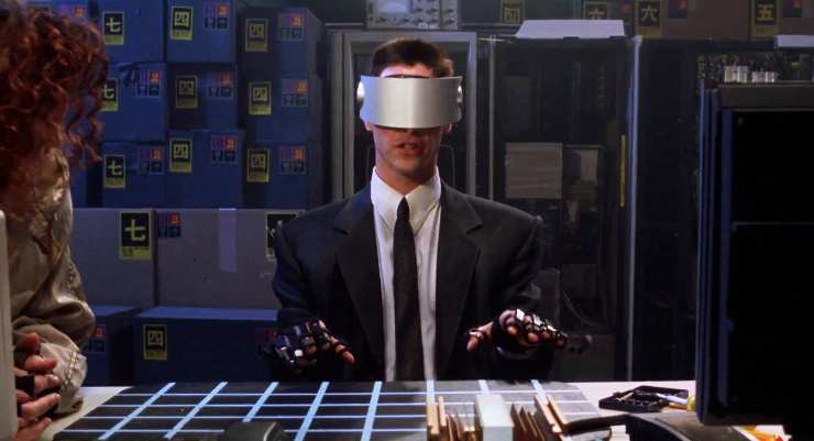 Johnny Mnemonic – The Future Is Now