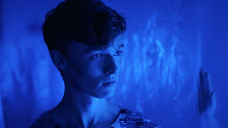 Watch UK Trailer For LGBTQ Thriller Sequin In A Blue Room