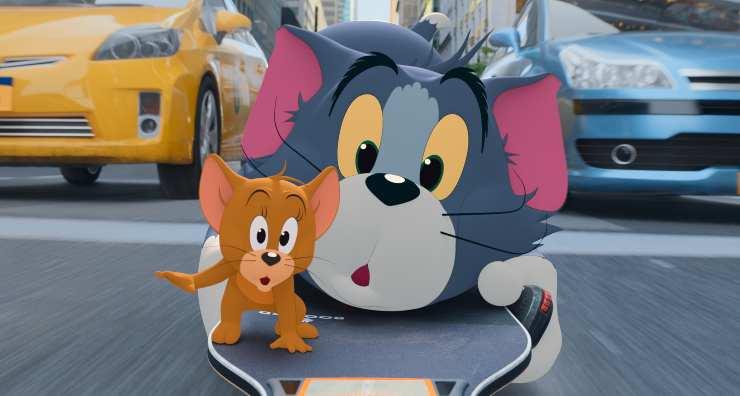 Film Review – Tom & Jerry (2021)