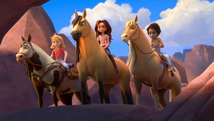 Adventure Awaits In Spirit Untamed First Trailer