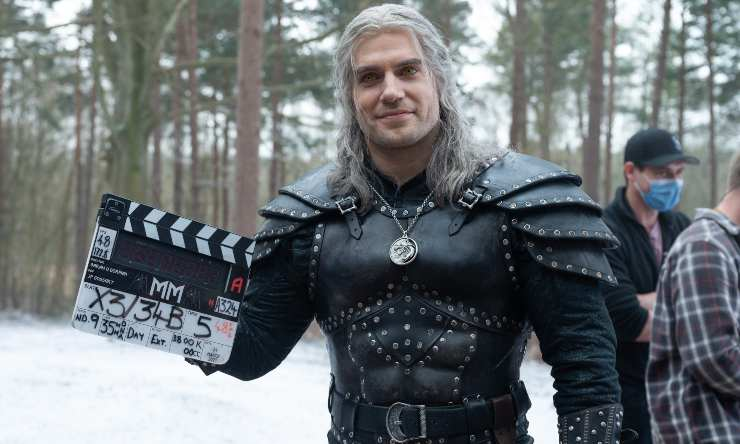 It's A Wrap On The Witcher Season 2