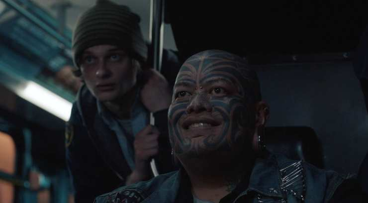 Jump Onboard And Watch Drunk Bus Trailer