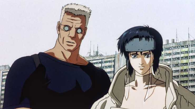 Classic Anime Ghost In The Shell Getting A 4K Release!