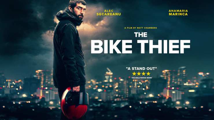 Win The Bike Thief On Digital Download