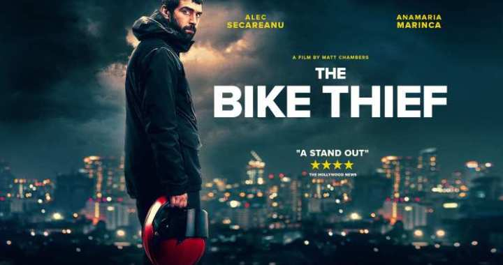 Win The Bike Thief On Digital Download