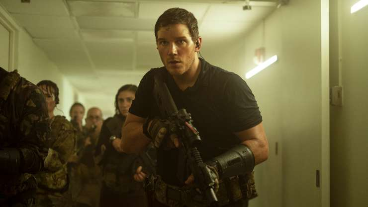 Chris Pratt Fights In The Future In Tomorrow War Trailer