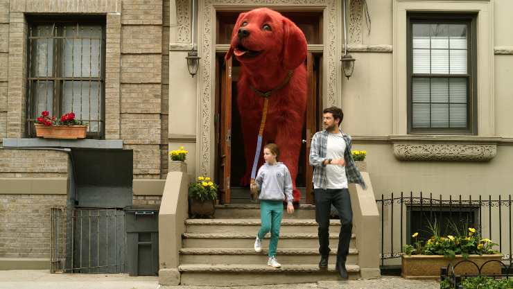 The First Clifford The Big Red Dog Trailer Teases 'BIG' Adventure